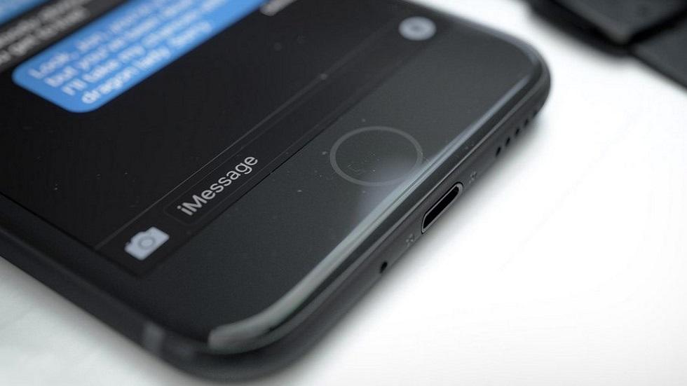 У iPhone 7 может быть надежная защита от влаги