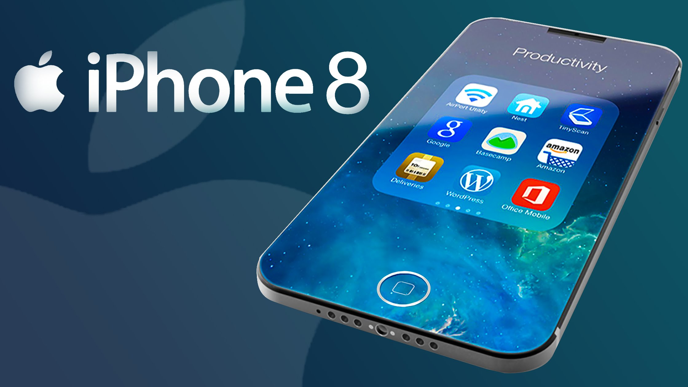 apple iphone 8 концепт