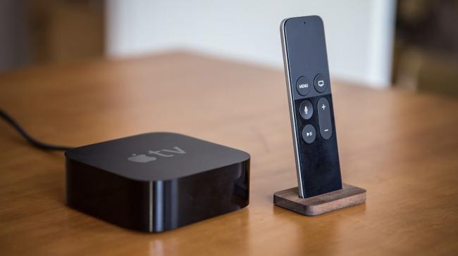 Подключить Макбук к телевизору с помощью AppleTV
