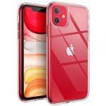 Прозрачный силиконовый чехол Monarch C1 Series для iPhone 11