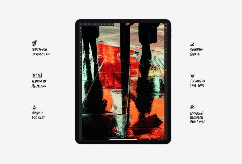 новый ipad pro 2020