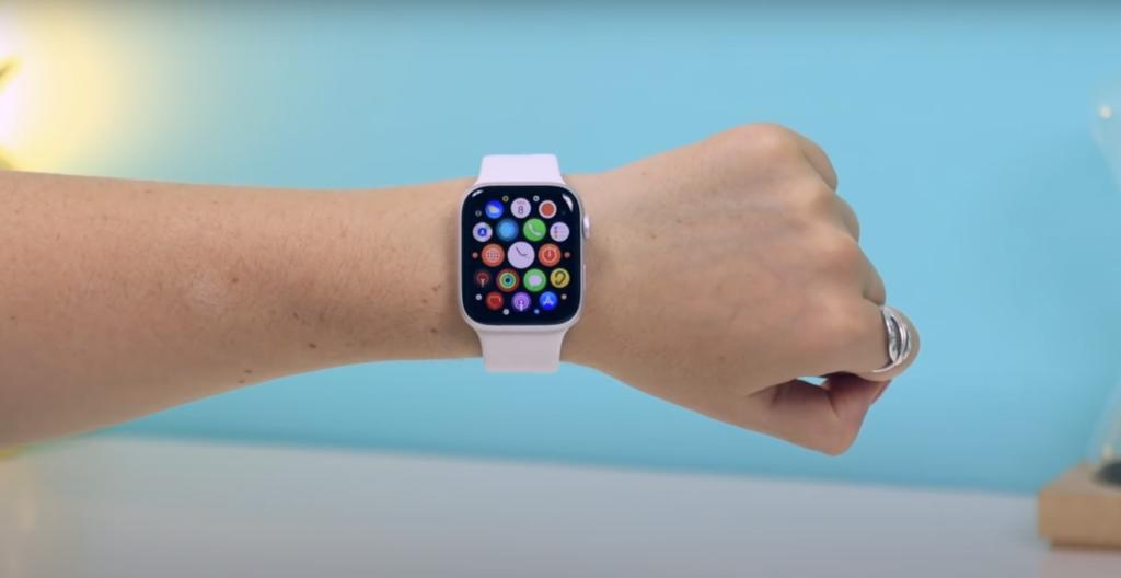 Google Maps вернулись на Apple Watch