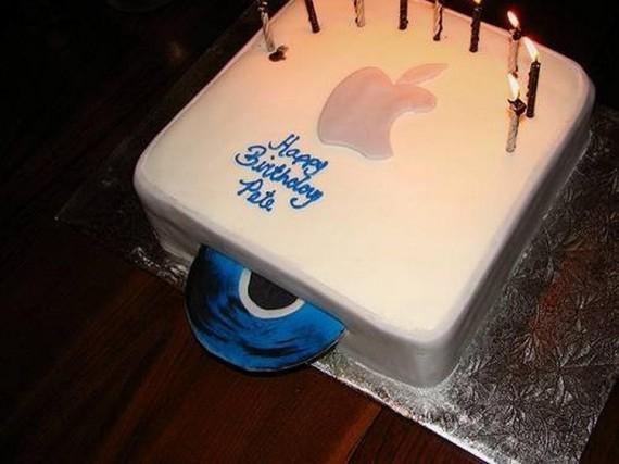 Торт mac mini