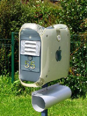 Mac почта