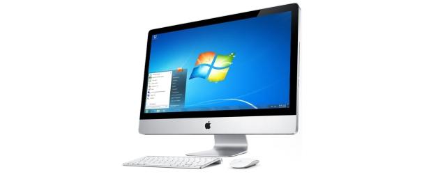 Windows 7 на Mac