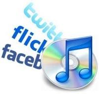 Интеграция iTunes 9 с социальными сетями