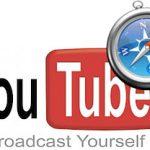 Сохраняем видео с YouTube с помощью Safari