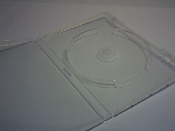 Коробка из-под DVD диска