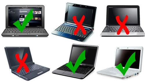 Какие нетбуки подходят для установки Mac OS X?