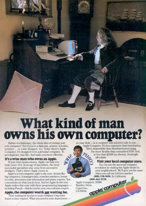 1980 Ben Franklin