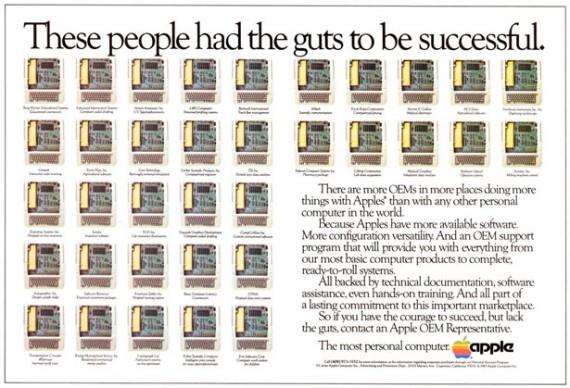 1983 guts ad