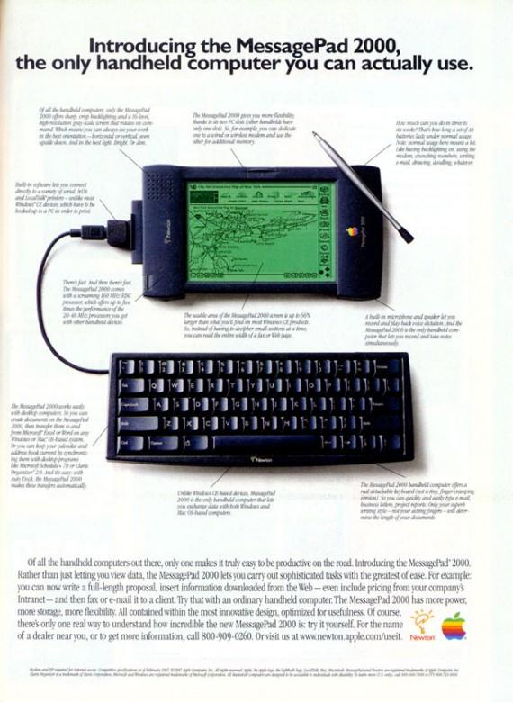 1997 messagepad 2000