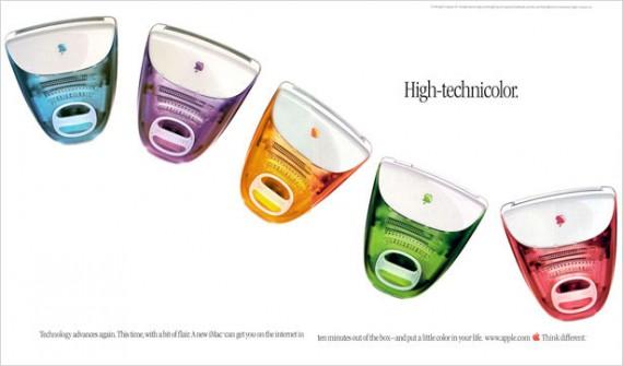 1999 imac high technicolor