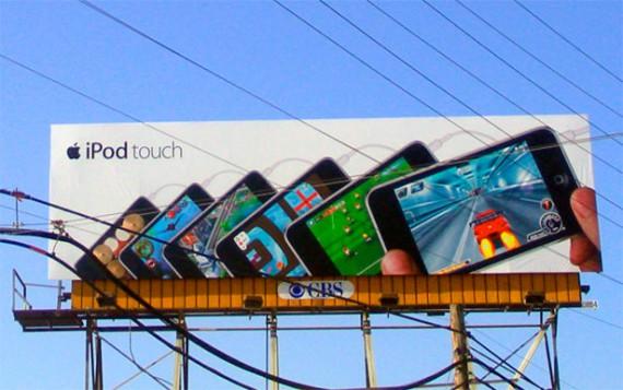 ipod touch billboard