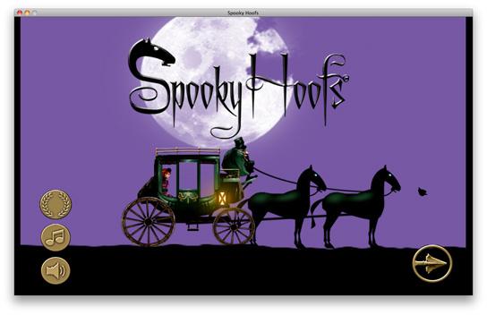 Spooky Hoofs