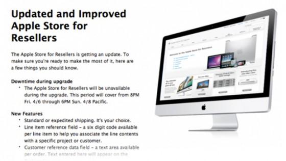 Apple готовит серьезное обновление онлайн-магазина