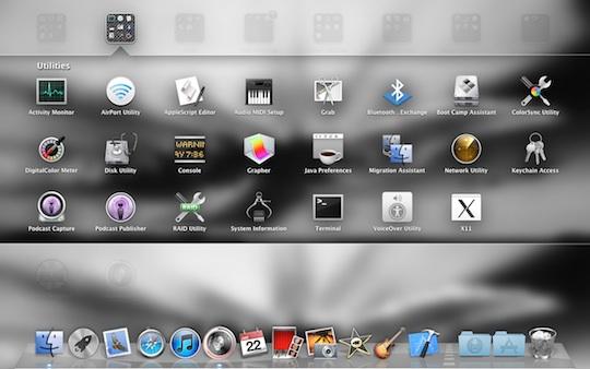 Lion Designer – настройка внешнего вида OS X Lion