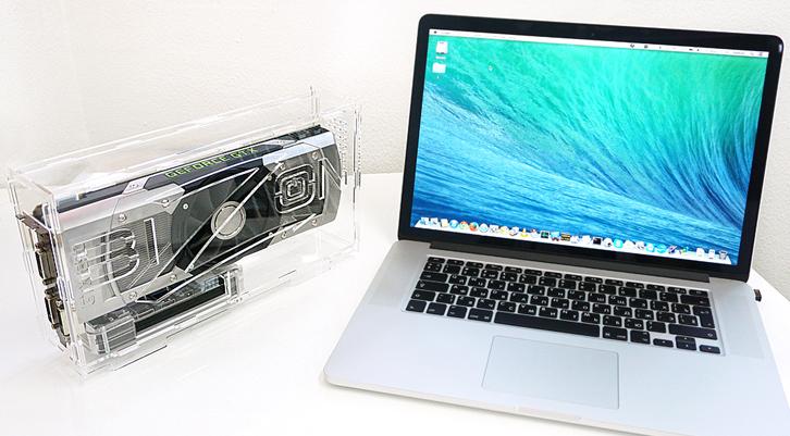 Внешняя видеокарта для macbook