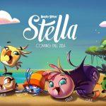 Angry Birds Stella – женская версия классической игры