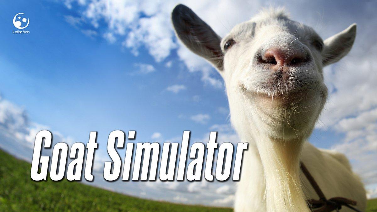 Самая безбашенная игра Goat Simulator доступна в App Store