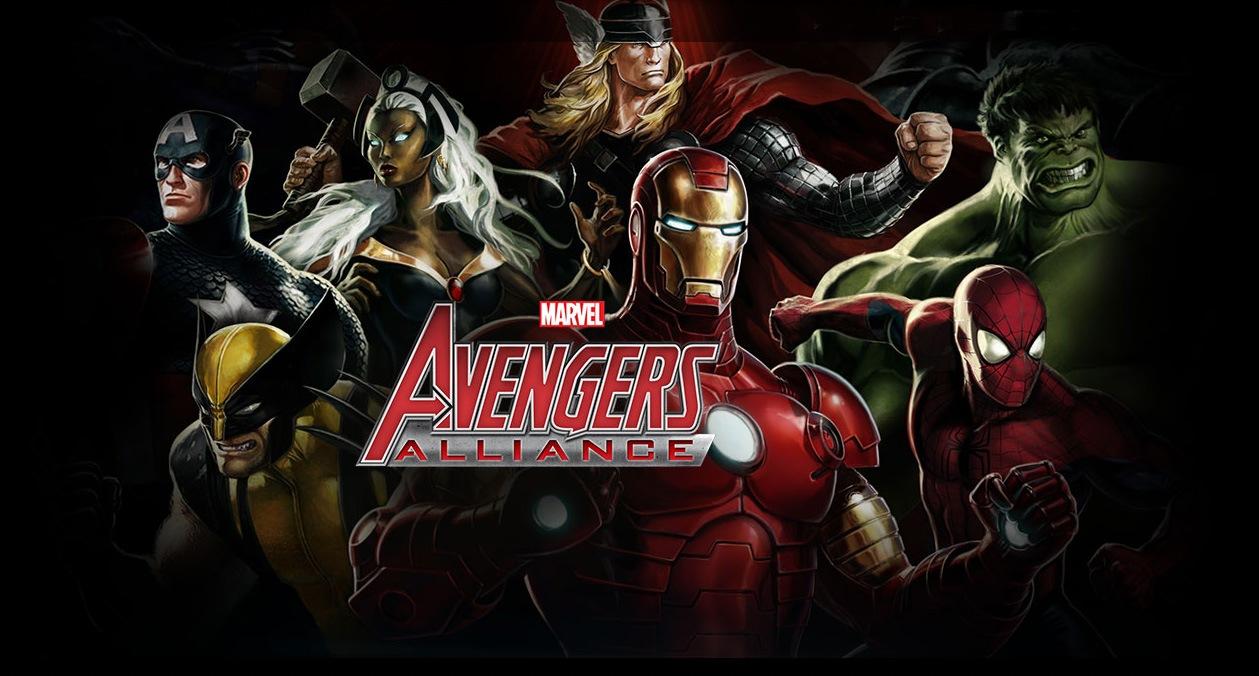 Новые игры для iOS с супергероями Marvel: снова Железный Человек, Тор и компания