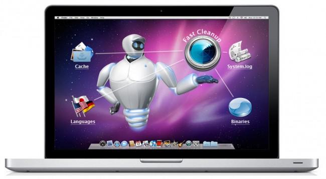 Очистить Mac OS X