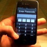 Как разблокировать iPhone, если забыл пароль?