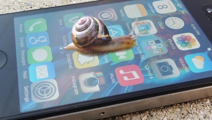 Старые iPhone работают медленно перед выходом новой модели