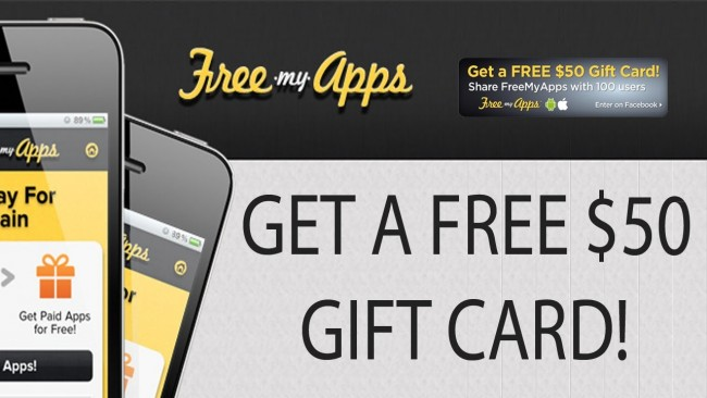 Сервис FreeMyApps