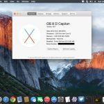 Установка новой OS X El Capitan