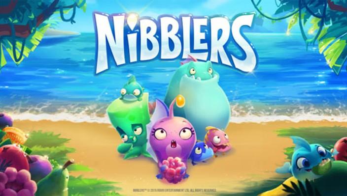 Популярную Angry Birds потеснит новая игра Nibblers