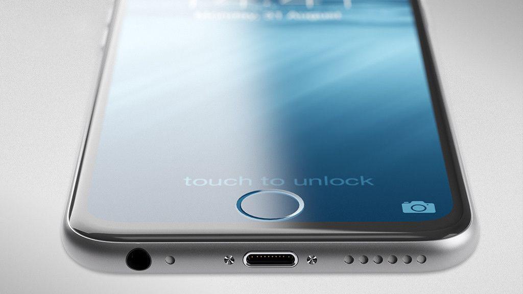 Кнопка Home в iPhone 7 будет частично изменена