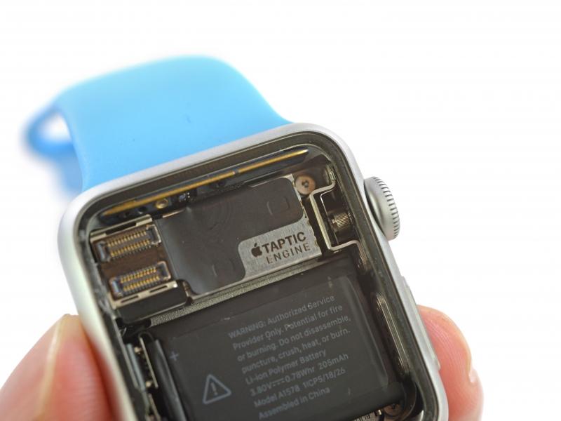 Apple расширяет использование управляющего колесика Digital Crown