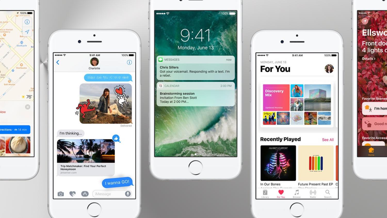 iOS 10 beta 8 обошла iOS 9.3.5 при испытаниях на пяти разных гаджетах