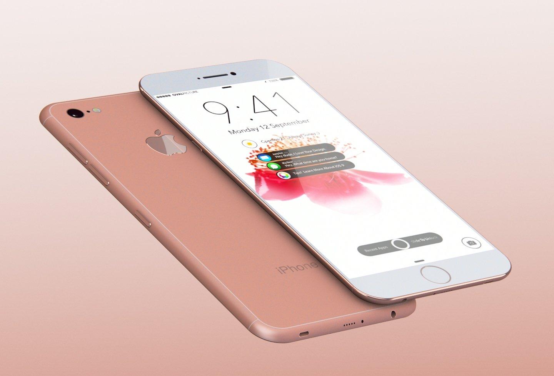 Китайцы сделали тестовый обзор разъемов смартфона iPhone 7