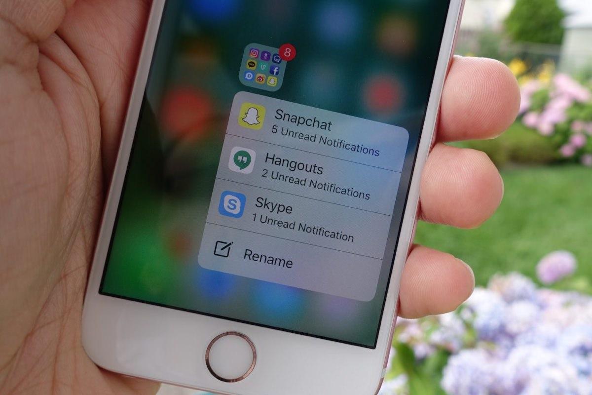 Кое-что об изменениях в iOS 10 бета-4 – что уже известно
