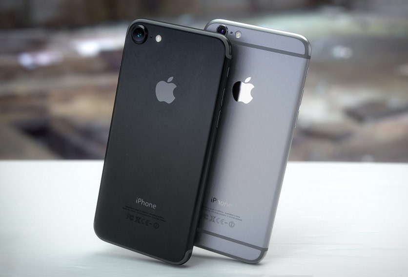 Новый iPhone все-таки будет и в черном цвете